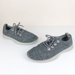Allbirds Wool Runners Heather Gray Comfort Shoes